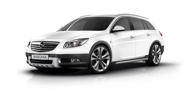 Opel Insignia Cross Four