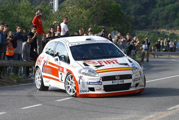 CER: Fuster de nuevo con Fiat S2000