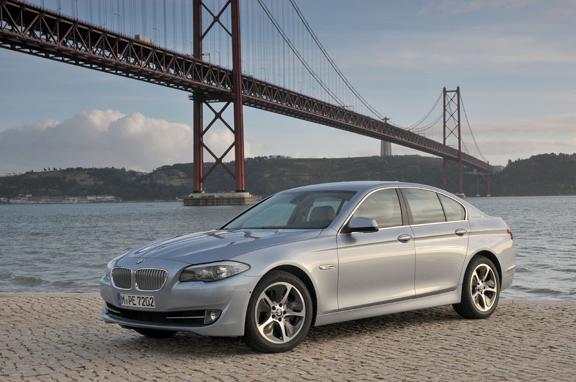 Fotos del BMW ActiveHybrid 5