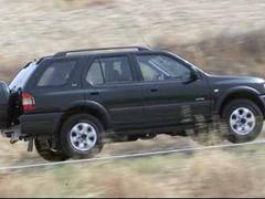 Opel Frontera 2.2 DTI 16V Sport 3p