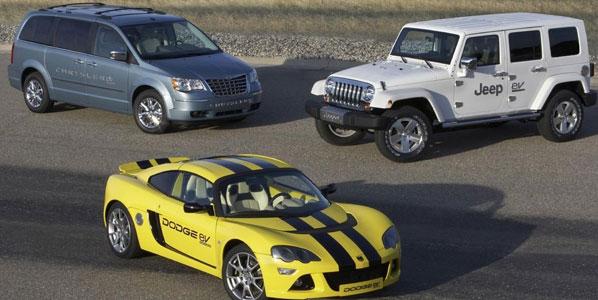 Chrysler confirma un acuerdo de alianza con Fiat