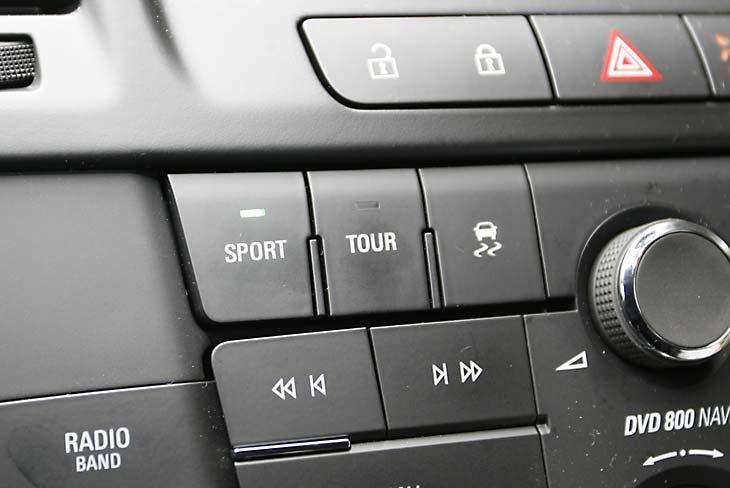 Opel Insignia CDTI, al detalle