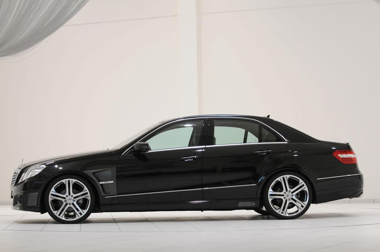 Mercedes Clase E por Brabus