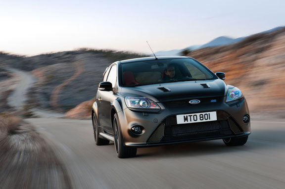Ford Focus RS500.