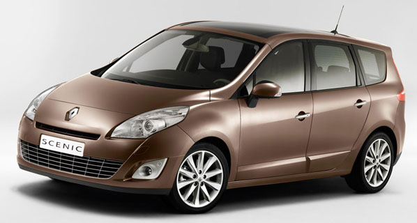 Nueva serie limitada Renault Scénic Family