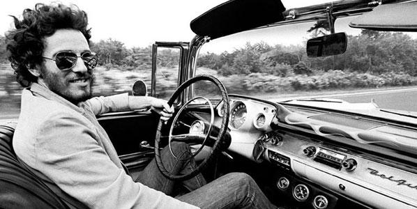 El coche de Springsteen, por 468.000 dólares