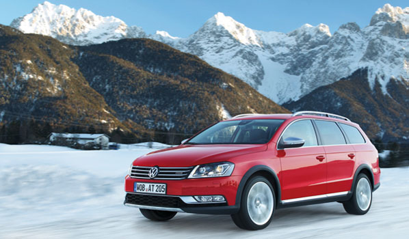 Volkswagen Passat Alltrack, desde 33.030 euros