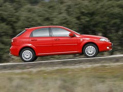 Chevrolet Lacetti 2.0 TCDI CDX