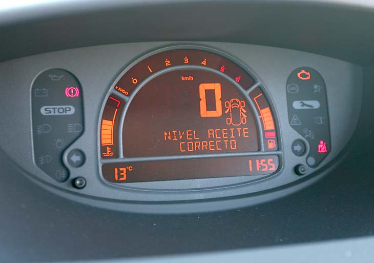 Opel Meriva frente a Grand Modus