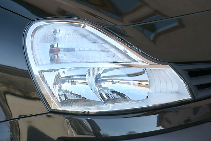 Opel Meriva frente a Grand Modus: comportamiento