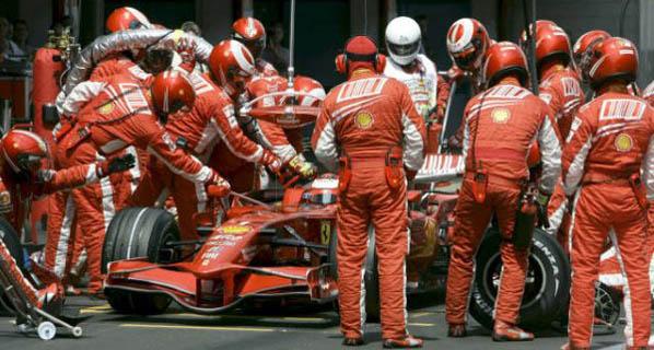 F1: Límite de cuarenta millones para 2010