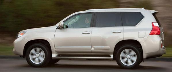 Toyota vuelve a vender el Lexus GX 460