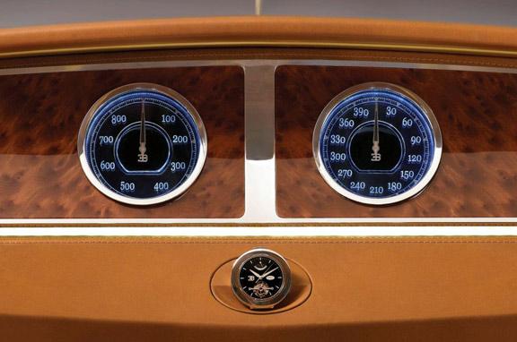 Bugatti 16C Galibier, oda al lujo