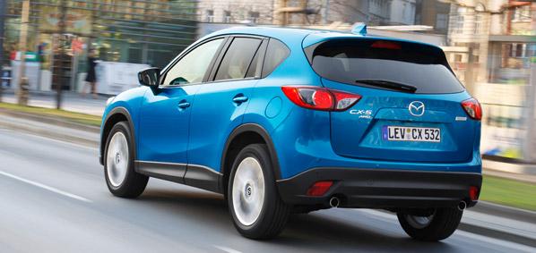 Precios del Mazda CX-5