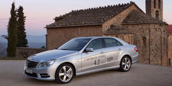 Mercedes Clase E 300 BlueTEC Hybrid, desde 52.200 euros