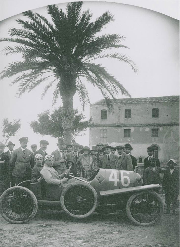 Austro Daimler Sascha.