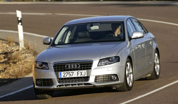 Nuevos motores para el Audi A4