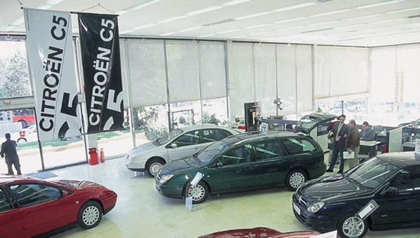La distribución de coches debe cambiar