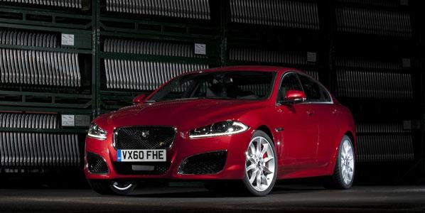 El nuevo Jaguar XF, desde 45.900 euros