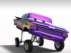 Cars, la película del verano