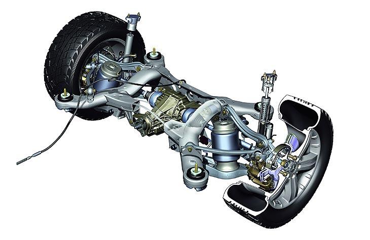 Mercedes GL detalles