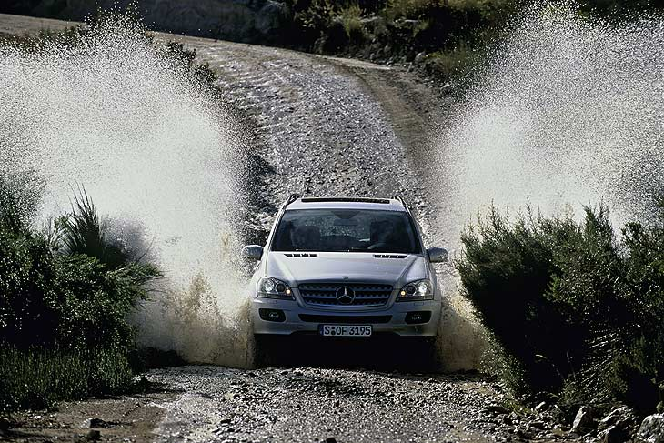 Mercedes ML 420 cdi