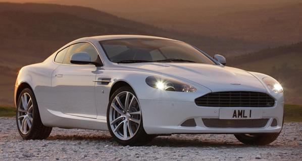 Llega el restyling del Aston Martin DB9