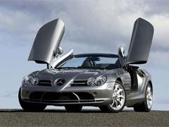 Mercedes SLR McLaren Roadster