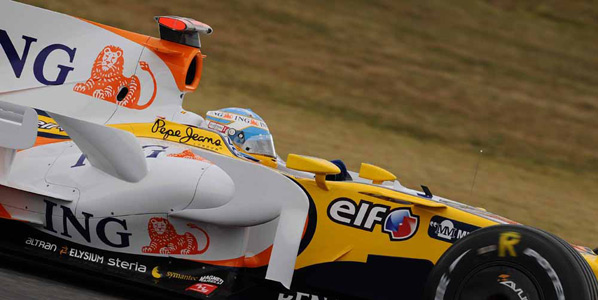 Alonso quiere quedarse 10 años más en la F1