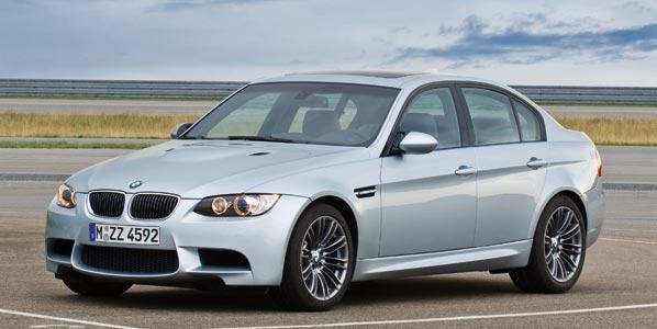 BMW M3: pequeños cambios