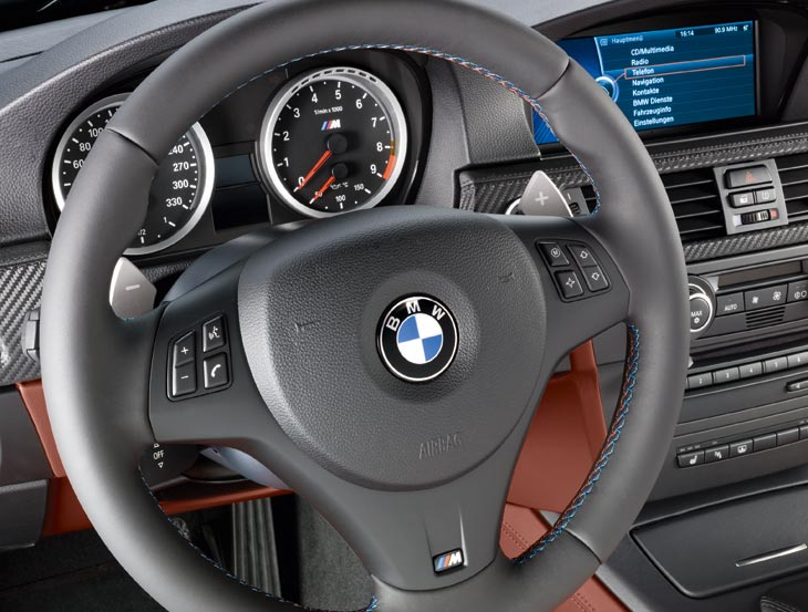 BMW M3 Restyling