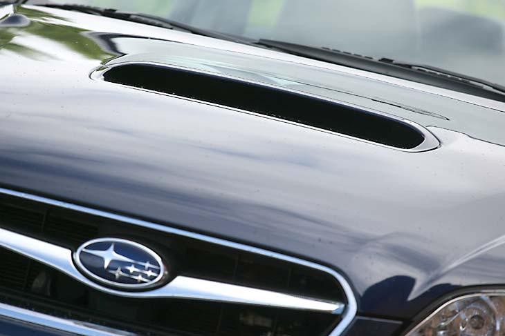Subaru Legacy Boxer detalles
