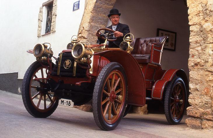Panhard et Levassor tipo Centaure 20 HP de 1902