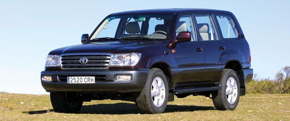 Toyota revisará el Land Cruiser 100 en España