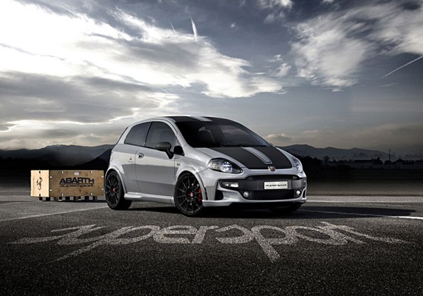 Nuevo Abarth Punto SuperSport