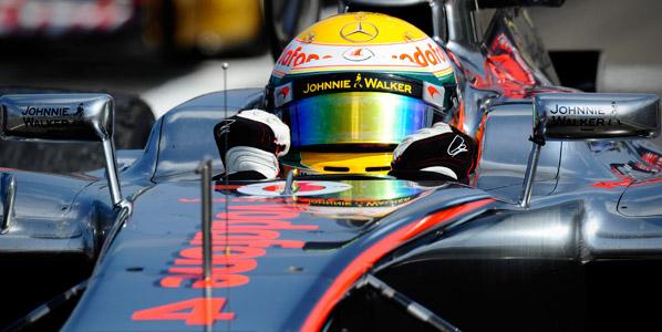 Hamilton no se da por vencido y arrasa en Hungaroring