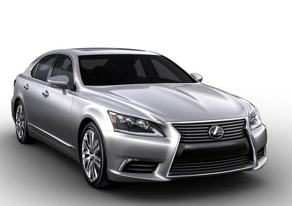 Nuevo Lexus LS 2013