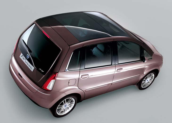 Lancia Musa 2008