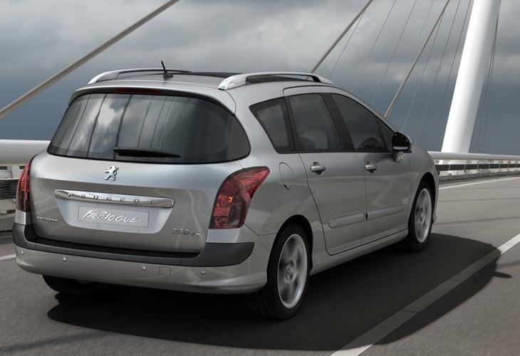 Peugeot 308 del futuro