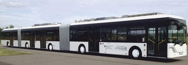 El autobús más grande del mundo