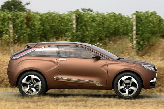 AutoVAZ Xray, el SUV de lujo desde Rusia