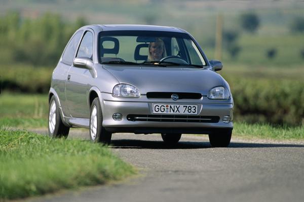 Gama Opel Corsa