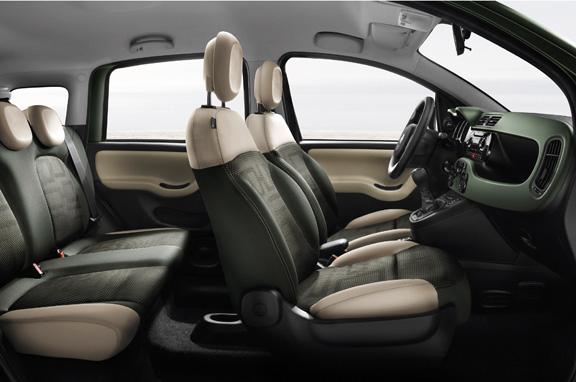 Descubre el nuevo Fiat Panda 4x4