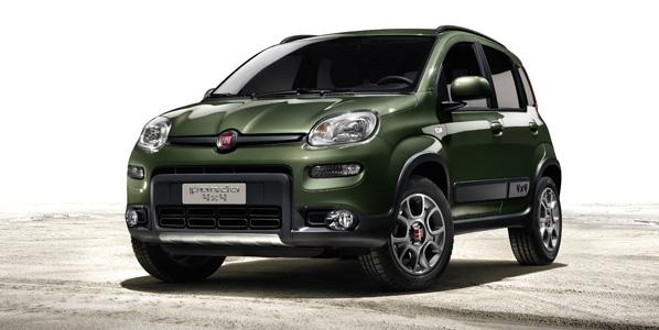 Fiat Panda 4x4, el urbano más campero