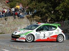 IRC: Nueva victoria de Rossetti y Peugeot