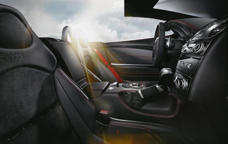 Mercedes SLR McLaren 722 S Roadster