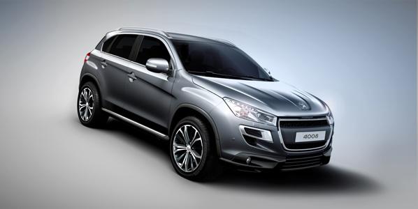 Nuevo Peugeot 4008