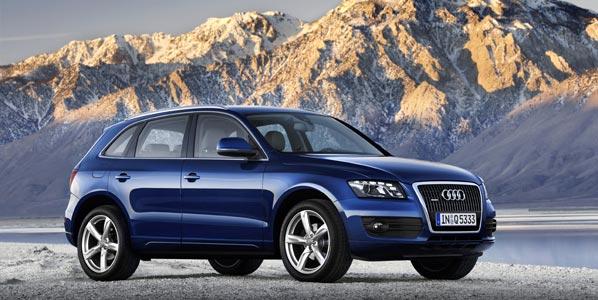 Nueva versión de acceso del Audi Q5