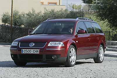 Volkswagen Passat 2.5 TDi/180