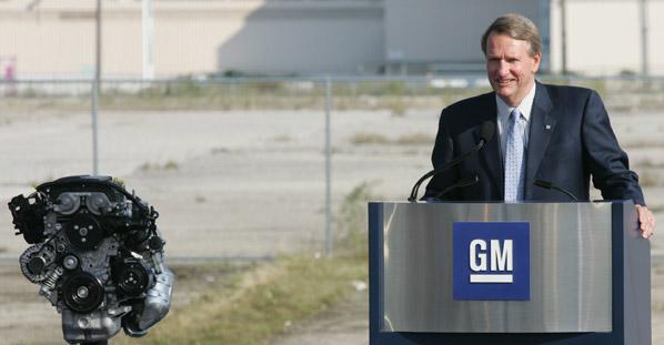 GM: su situación puede empeorar